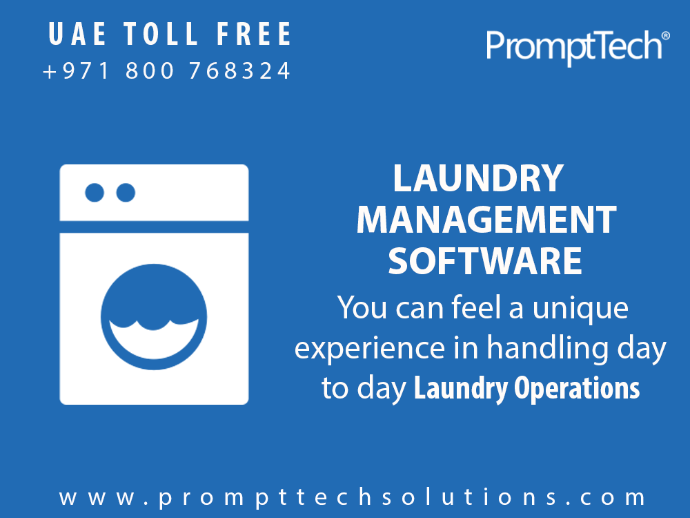 laundry management software